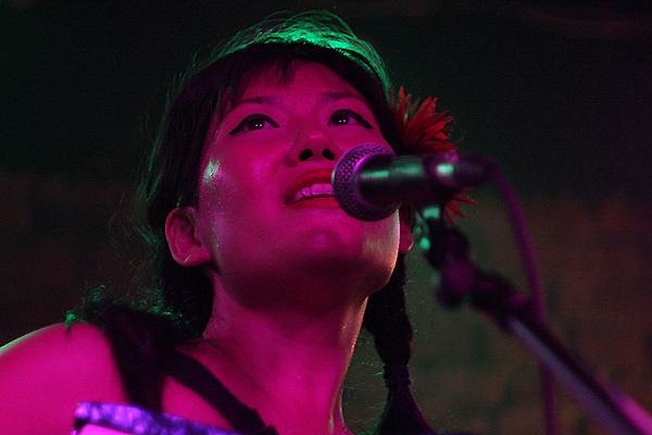Susan Hwang - photo by Petr Horcicka - Prague