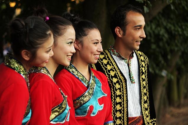 Mezinárodní folklorní festival Červený Kostelec