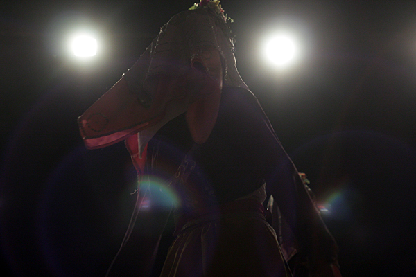 Pahoy dancer - photo by Petr Horcicka