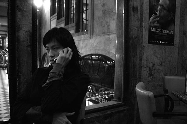 Bethany Lacktorin - Praha 2010