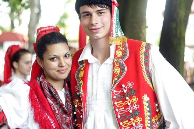 56th International Folklore Festival at Červený Kostelec