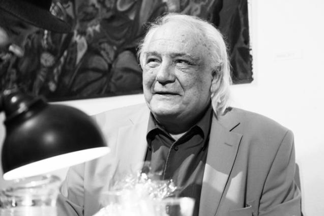 16 Vladimir Bukovsky  Владимир Буковский in Prague. Photo by © Petr Horcicka