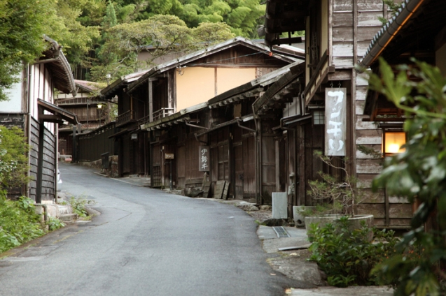 22 Tsumago-Japan-Photo by © Petr Horcicka